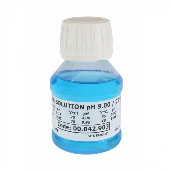 PH9 Pufferlösung / Kalibrierlösung - 65ml