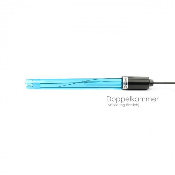 GT-PH - PH Elektrode (Doppelmembran) / Einstabmesskette / Sonde